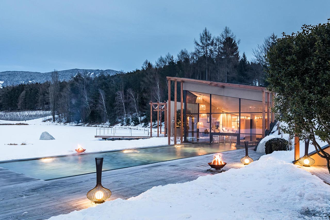 Christmas at the SEEHOF Nature Retreat
